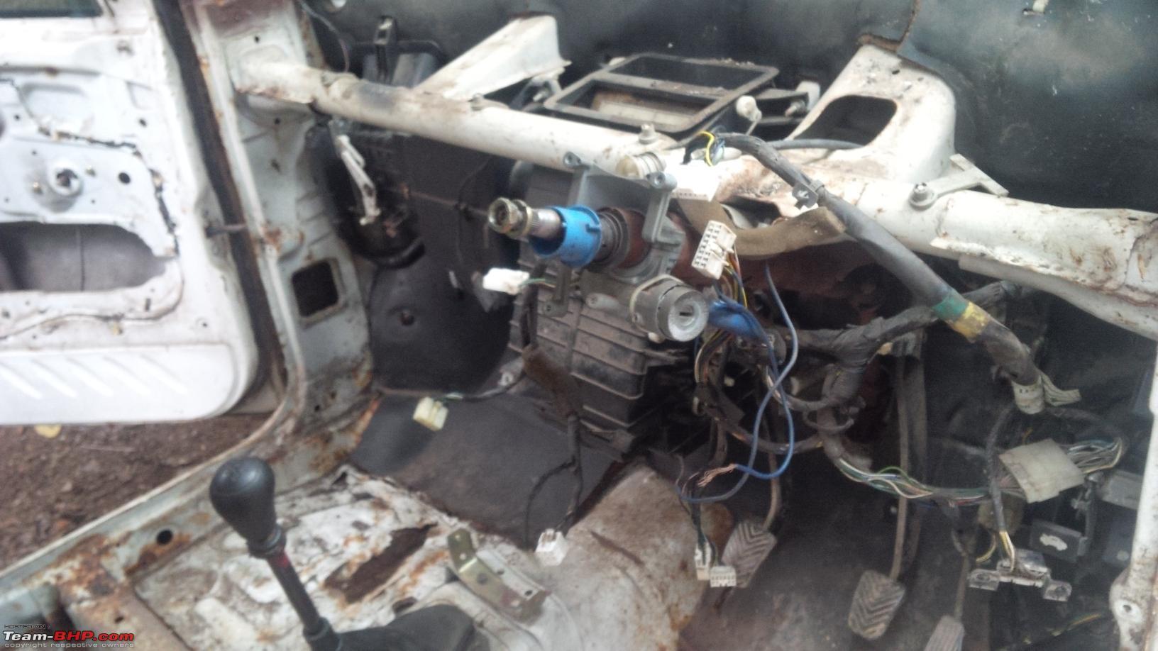 hight resolution of reviving a dead hyundai santro restoration thread 3 jpg