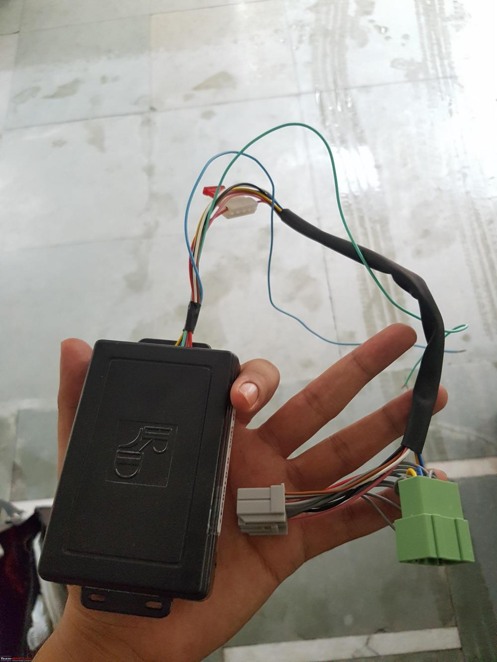 medium resolution of auto folding orvm relay for creta others 20160813 162558 jpg
