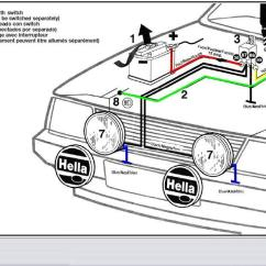 Car Led Light Wiring Diagram Lighting Junction Box Hella 500 6 Stromoeko De Lights Wes Vipie U2022 Rh Fog Comet
