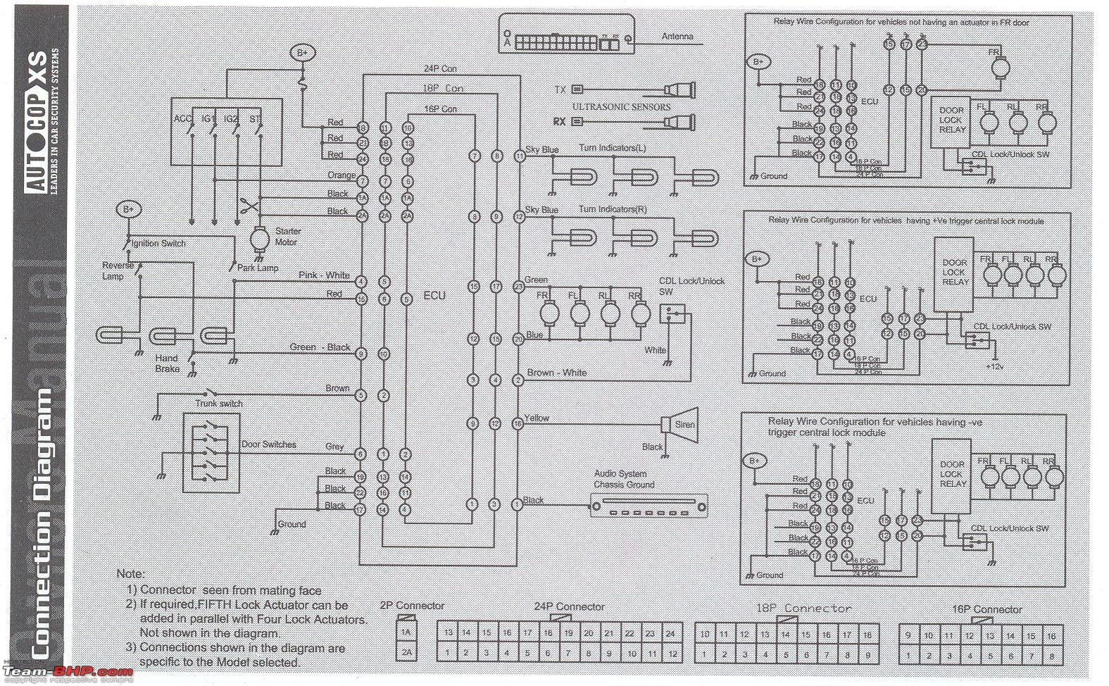 Wiring Diagram Of Auto Cop Xs