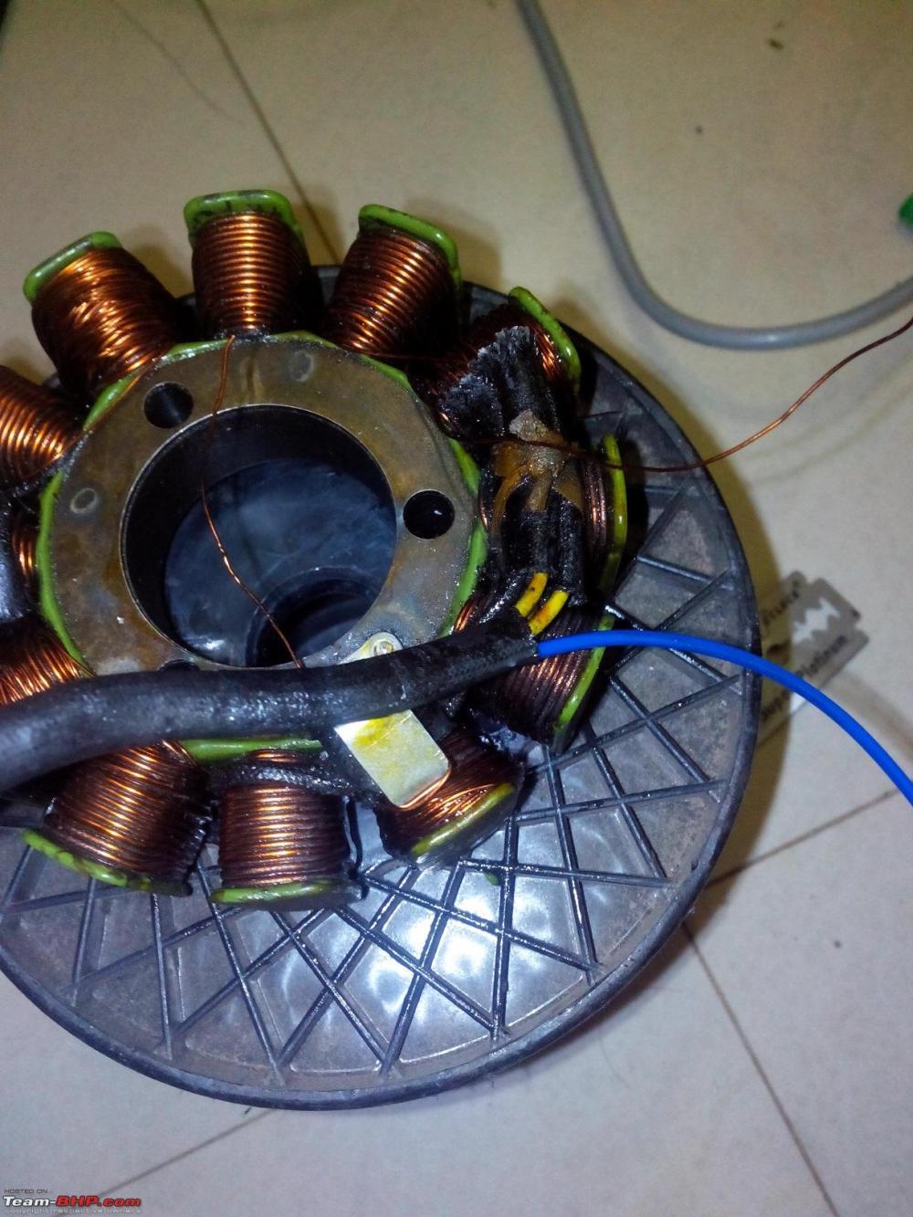 medium resolution of royal enfield 350 electra restoration upgrades img 20140127 223533 jpg