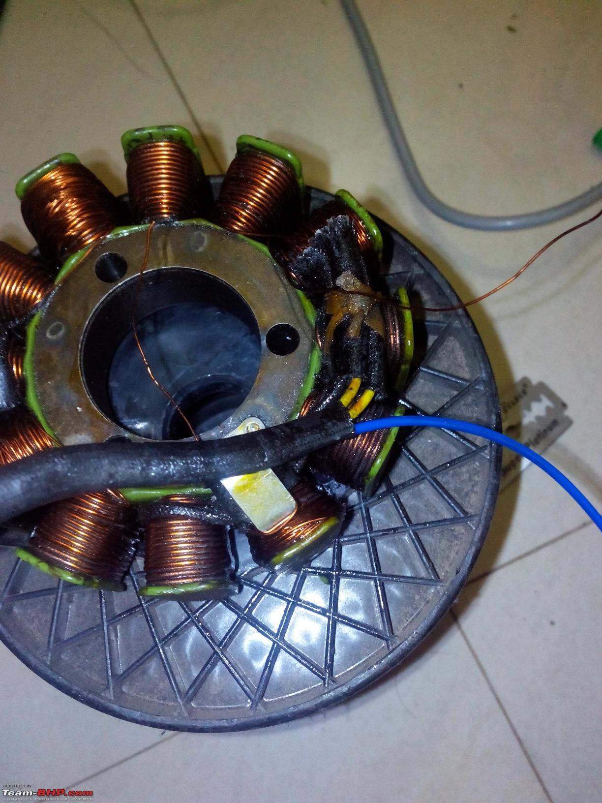 hight resolution of royal enfield 350 electra restoration upgrades img 20140127 223533 jpg