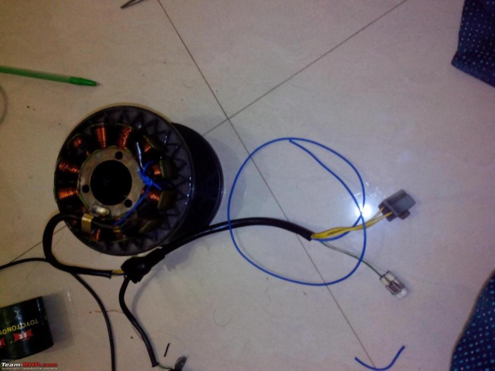 medium resolution of royal enfield 350 electra restoration upgrades img 20140127 230454 jpg
