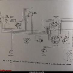Wiring Diagram For Motorcycle Blinkers 2002 Chevy Silverado Diagrams Of Indian Two-wheelers - Team-bhp