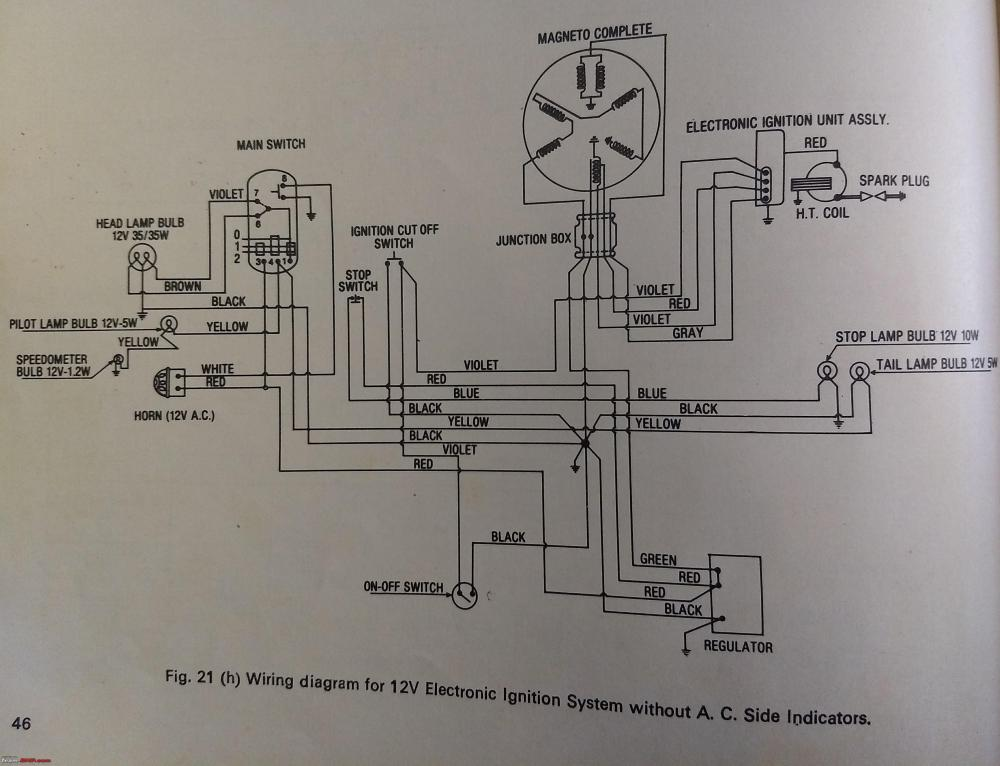 medium resolution of wiring diagrams of indian two wheelers img 20171230 1154430842 jpg