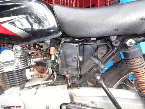 small resolution of diy eliminating motorcycle battery adding a capacitor dsc00088 jpg