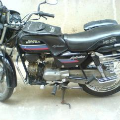 Hero Honda Splendor Bike Wiring Diagram 2008 Ford Expedition Fuse The Quotsplendid Quot 12 Years One Lakh Km