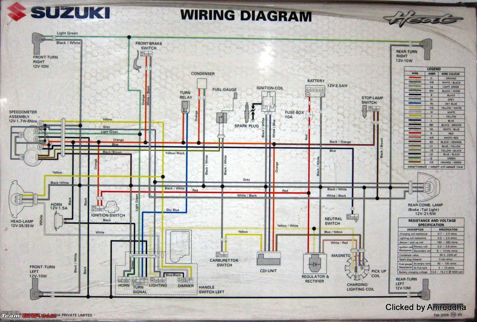 household wiring diagram india gibson les paul custom diagrams of indian two wheelers team bhp