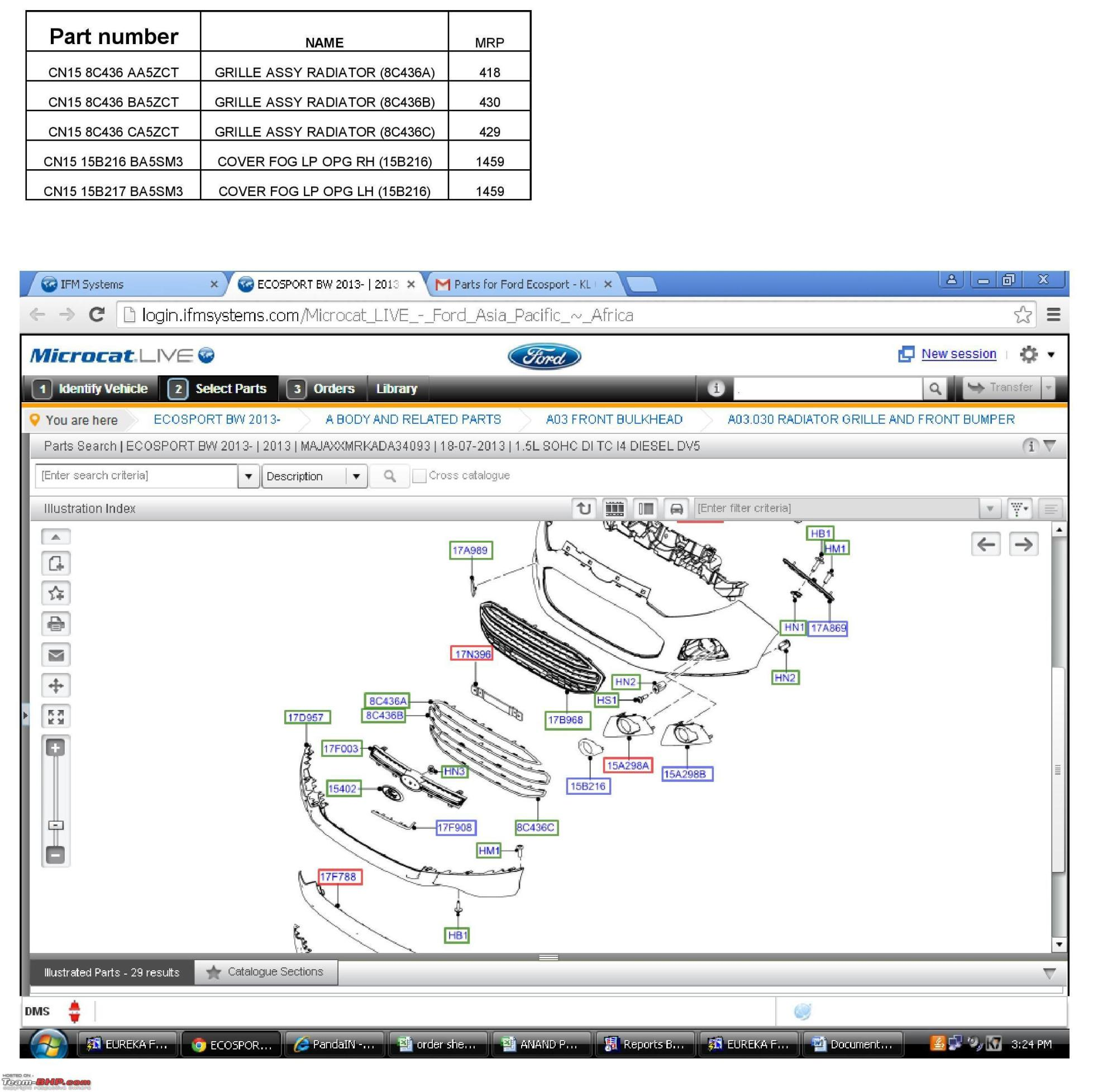 hight resolution of ford ecosport official review gmail parts ford ecosport kl