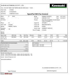 2018 kawasaki ninja 1000 the comprehensive review ninja 1000 1st service [ 1080 x 1146 Pixel ]