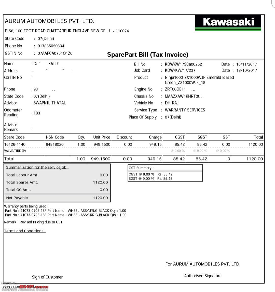 hight resolution of 2018 kawasaki ninja 1000 the comprehensive review ninja 1000 1st service