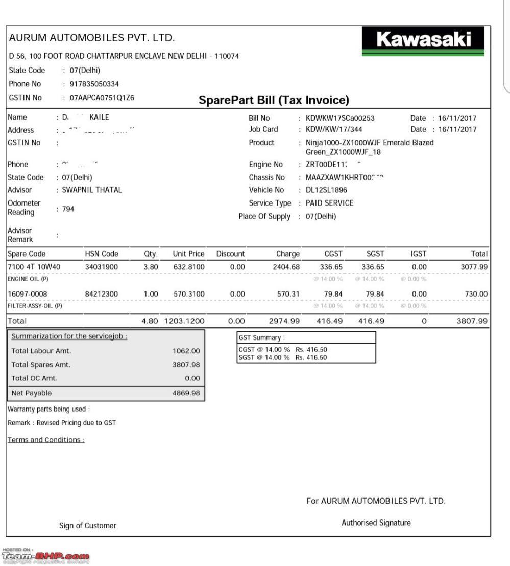 medium resolution of 2018 kawasaki ninja 1000 the comprehensive review ninja 1000 1st service