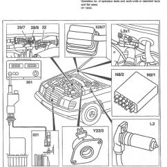 W124 E320 Wiring Diagram Ac Motor Start Capacitor Harness For 2002 Slk230 Vacuum Pump Central Locking
