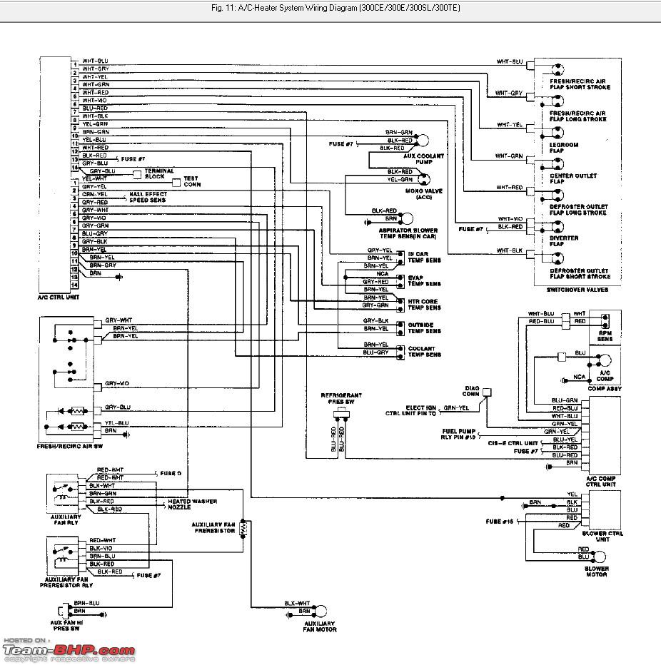 hight resolution of w124 ac wiring diagram 300d wiring diagram wiring diagram database rh color castles