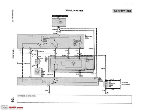 small resolution of wiring diagram w124 pdf wiring diagram go mercedes benz w124 wiring diagram pdf