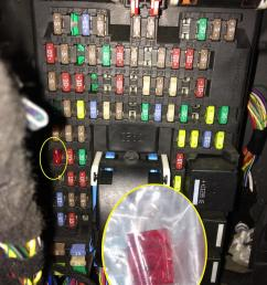 land rover discovery 4 a near death experience continuous problems poor service picture of the fuse box  [ 1469 x 1958 Pixel ]