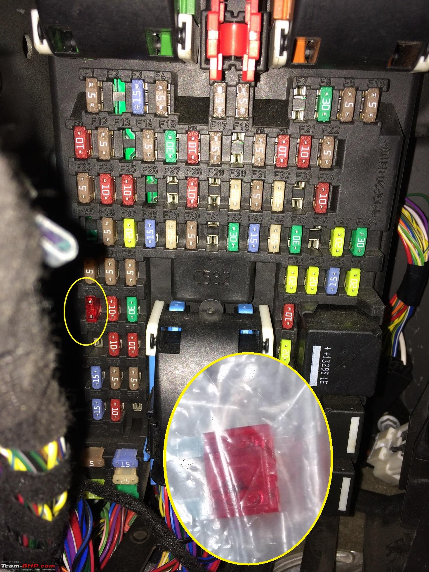 hight resolution of land rover discovery 4 a near death experience continuous problems poor service picture of the fuse box