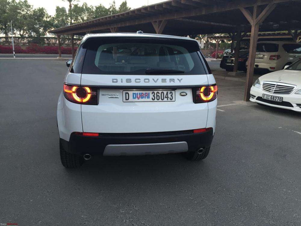medium resolution of life with a land rover discovery sport rear lighs jpg