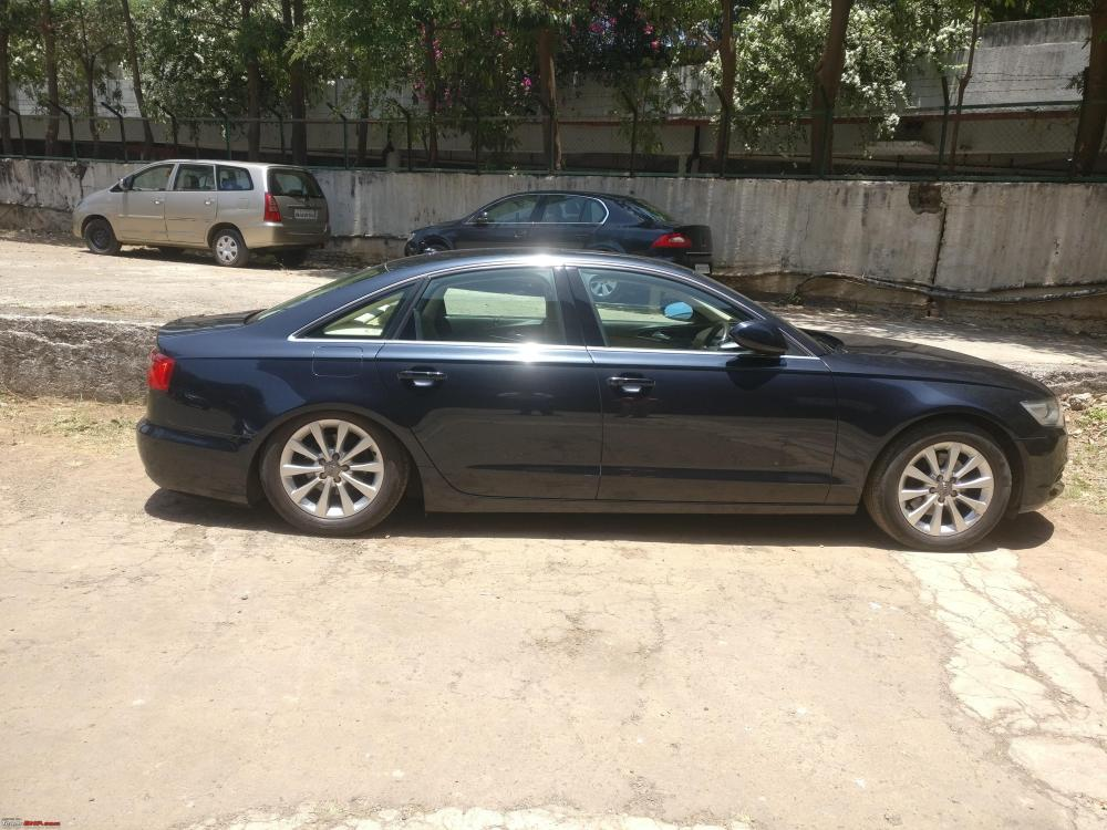 medium resolution of 2011 audi a6 2 0 tdi update 6 years 40 000 kms img 20180424 124827