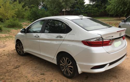 small resolution of the legacy continues white orchid pearl honda city i vtec zx automatic rear