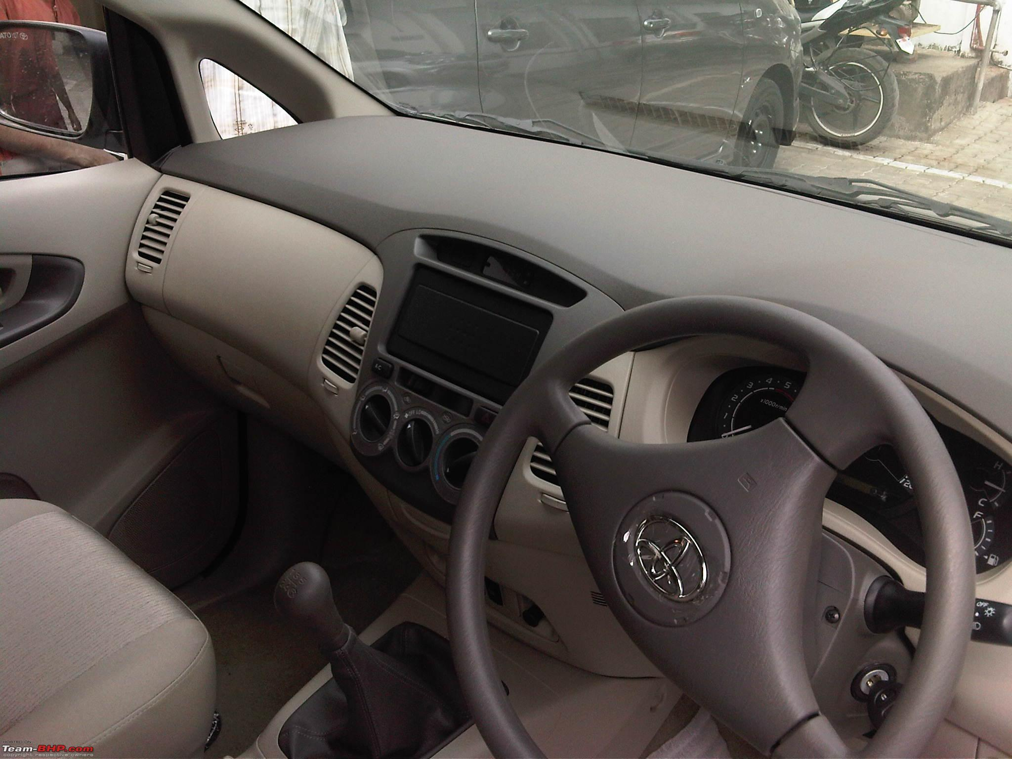 all new innova venturer interior grand avanza vs xenia 39tive interiors d my mica grey with