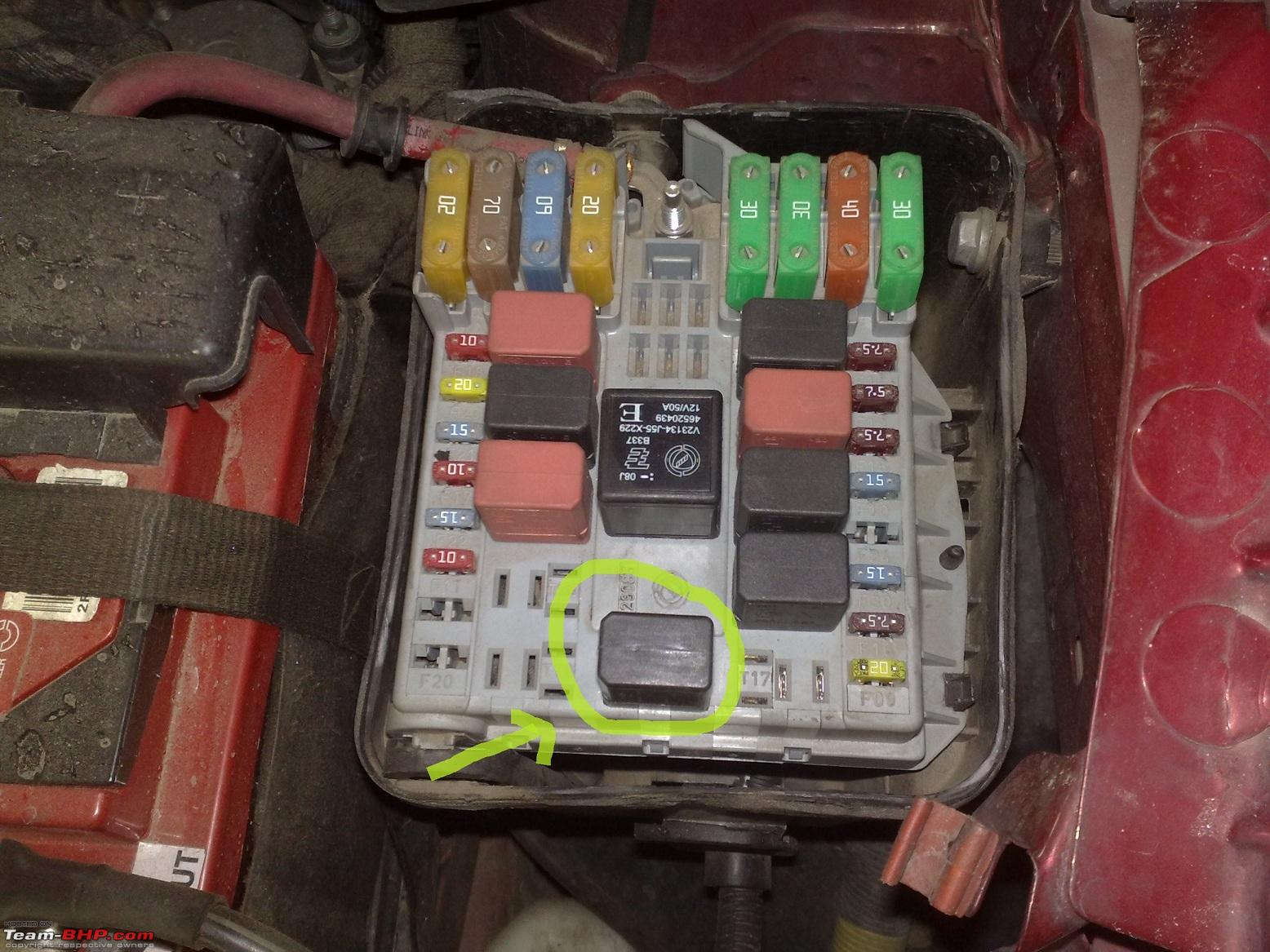 hight resolution of fiat punto 57 fuse box wiring library