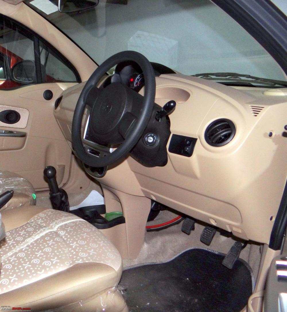 medium resolution of chevy spark comes home front seats jpg