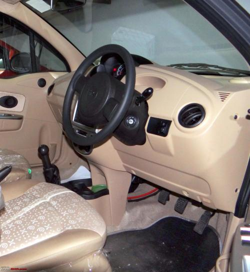 small resolution of chevy spark comes home front seats jpg