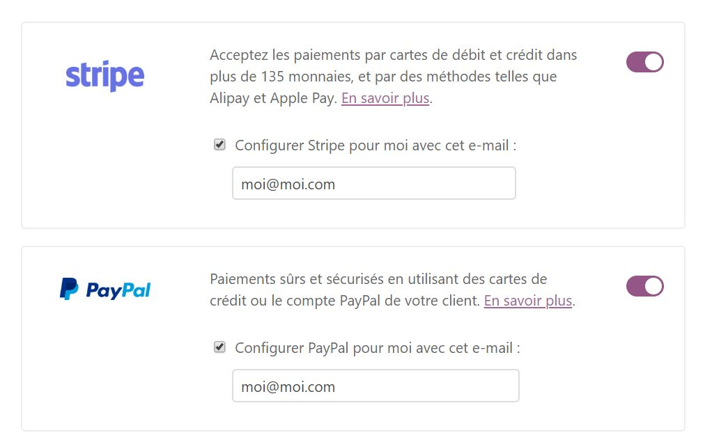 Carte Bleue Woocommerce.Installation Du Plugin Woocommerce Sur Un Site Wordpress