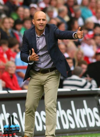 Paul Tisdale, Exeter City, MK Dons, football manager, Team-i, Tis Talks Team