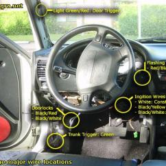 Car Starter Wiring Diagram Gibson 3 Pickup Project: New Alarm Install - Page 5 Team Integra Forums