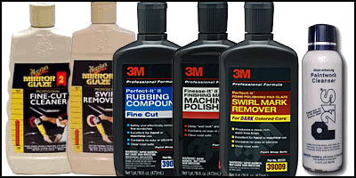 How To Get Rid Of Swirl Marks On Paint