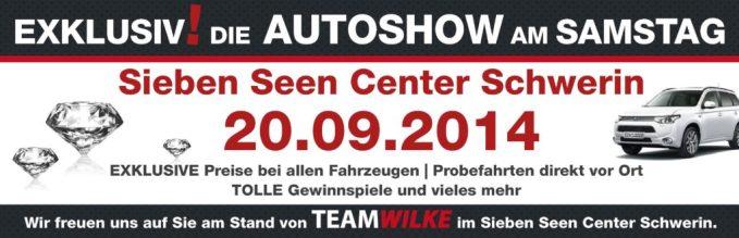 EXKLUSIV! Die Autoshow