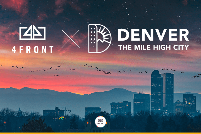 4FRONT Opens New Office in Denver, 4FRONT Partners with City of Denver, Red Rock amphitheatre, city of denver, denver, co, colorado, 4FRONT, sports business, sportsbiz