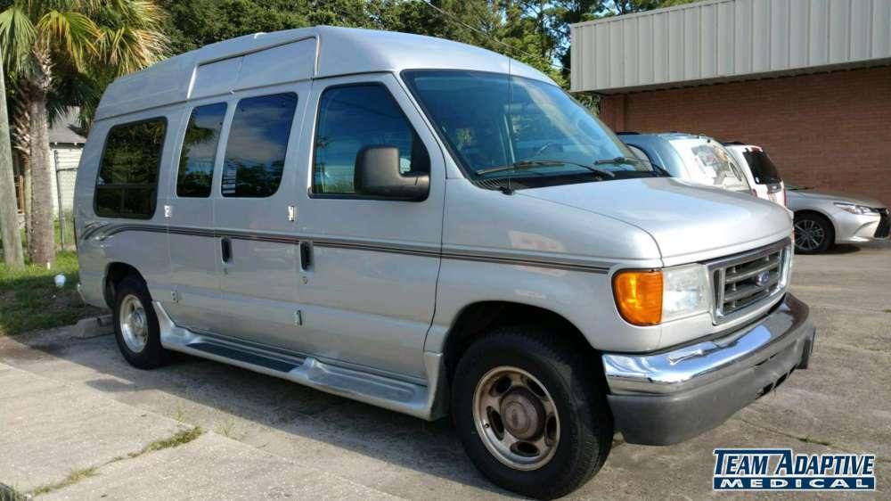 medium resolution of 2007 ford econoline wagon stock mbda37798 wheelchair van for sale team adaptive
