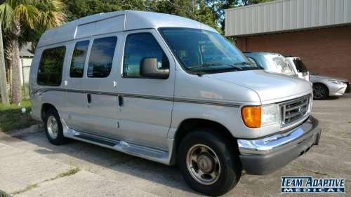 small resolution of 2007 ford econoline wagon stock mbda37798 wheelchair van for sale team adaptive