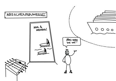 23 Wege, um eine (agile) Transformation an die Wand zu fahren. Weg 12: Employer Branding ist das A und O!