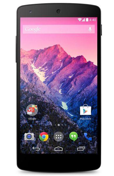 Nexus 5 Android 4.4.2 KOT49H