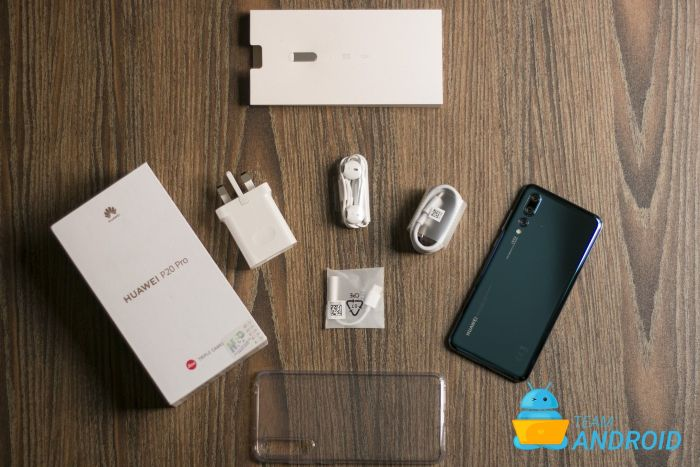 Huawei P20 Pro Unboxing