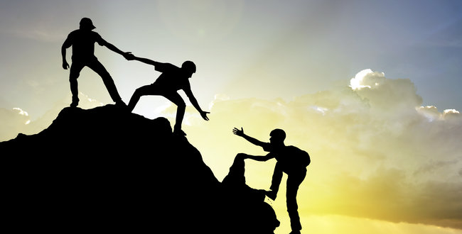 Leaders Create Support Systems