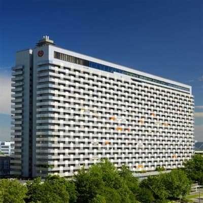 Sheraton Arabellapark Munich Hotel