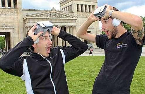 teamazing revolutioniert die Teambuilding-Branche mit Virtual Reality