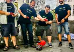 Mario Kart Battle bei City-Challenge München Package