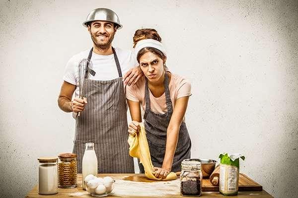 Wenn Kochen nicht geeignet für ein Teamevent ist
