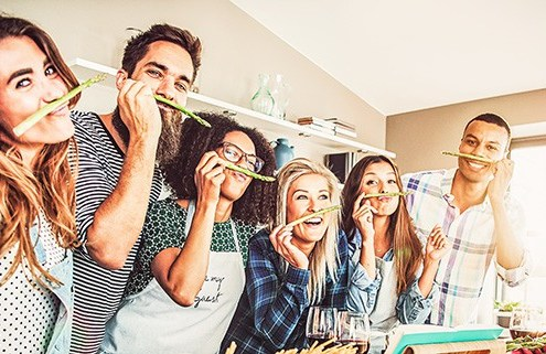 Wann Kochen als Teambuilding oder Teamevent geeignet ist -- und wann nicht