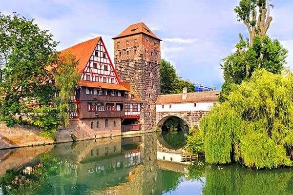 Teambuilding mit der City-Challenge in Nürnberg