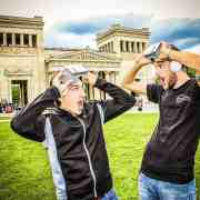 Virtual Reality in Stuttgart