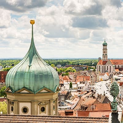 Teambuilding mit der City-Challenge in Augsburg