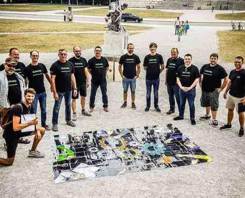 Teamskills trainieren in Ulm