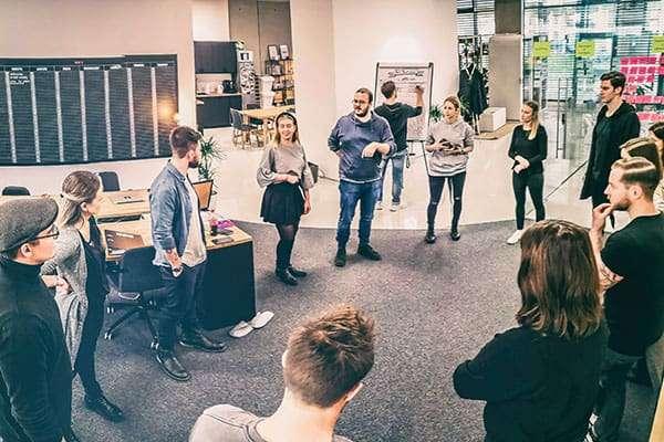 Workshop-Format Empower Your Team